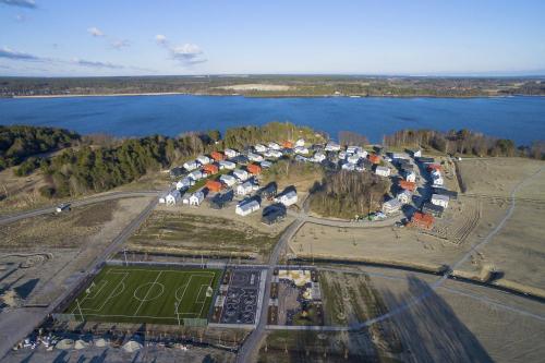 Flygfoto Uppsala Bålsta