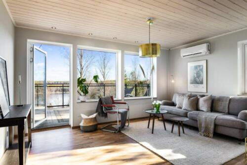 Foto Interiör utsikt Uppsala Uppland Bålsta Håbo