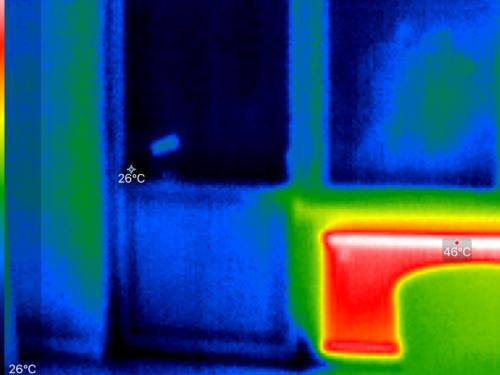 Termografi / Termografering / Värmekamera